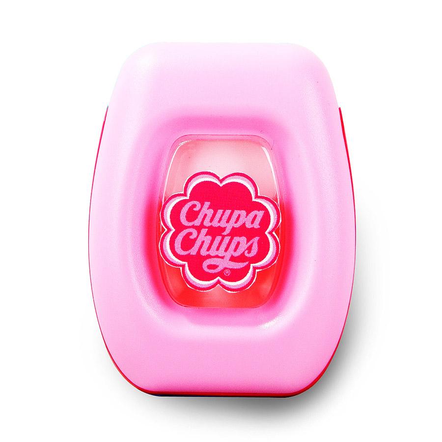 Ароматизатор Chupa chups Chp402 ароматизатор воздуха chupa chups яблоко на дефлектор жидкостный 5 мл