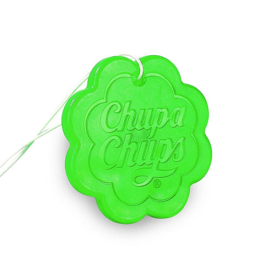Ароматизатор Chupa chups Chp501 ароматизатор воздуха chupa chups яблоко на дефлектор жидкостный 5 мл