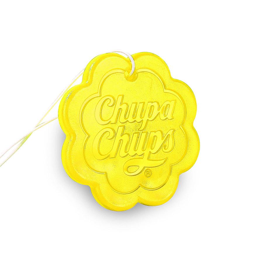 Ароматизатор Chupa chups Chp502 ароматизатор воздуха chupa chups апельсин на дефлектор жидкостный 5 мл