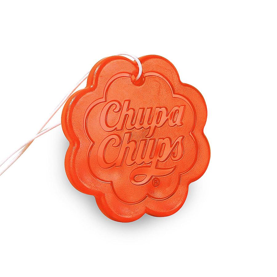 Ароматизатор Chupa chups Chp505 ароматизатор воздуха chupa chups апельсин на дефлектор жидкостный 5 мл