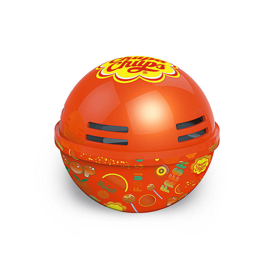 Ароматизатор Chupa chups Chp601 ароматизатор воздуха chupa chups апельсин на дефлектор жидкостный 5 мл