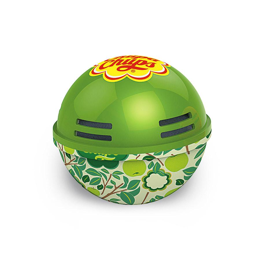 Ароматизатор Chupa chups Chp603 ароматизатор воздуха chupa chups апельсин на дефлектор жидкостный 5 мл