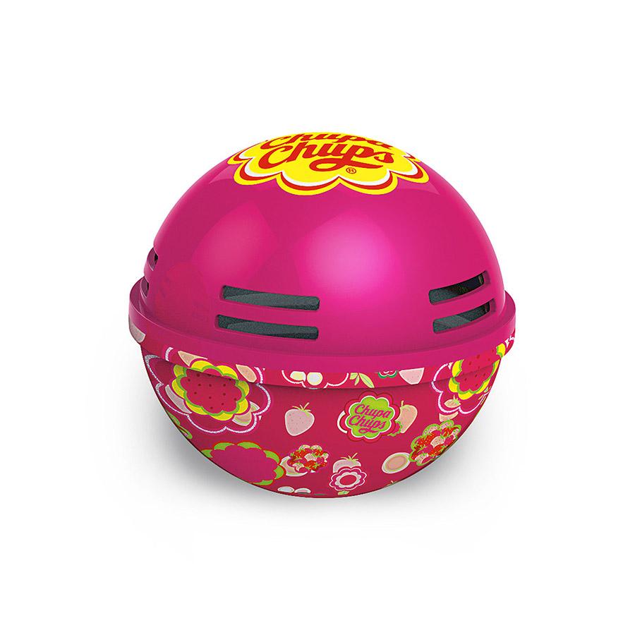 Ароматизатор Chupa chups Chp605 ароматизатор воздуха chupa chups апельсин на дефлектор жидкостный 5 мл