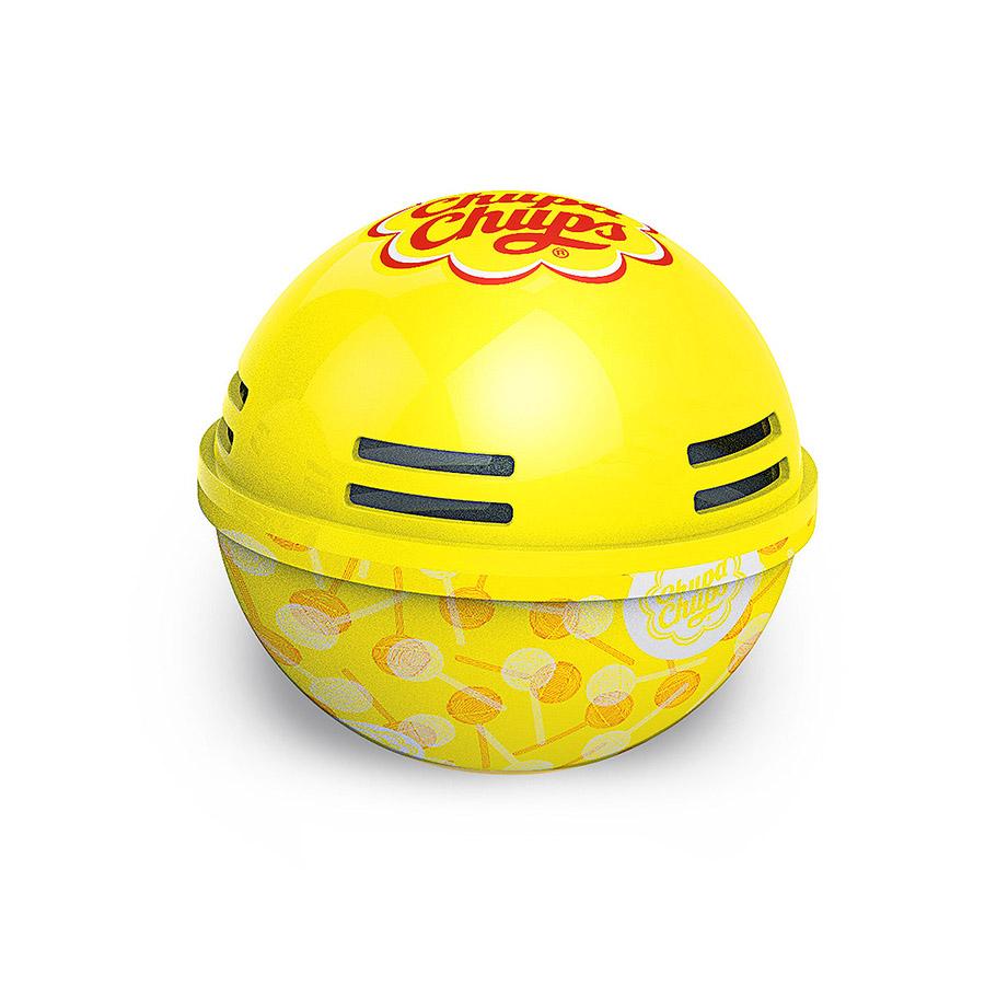 Ароматизатор Chupa chups Chp606 ароматизатор воздуха chupa chups апельсин на дефлектор жидкостный 5 мл