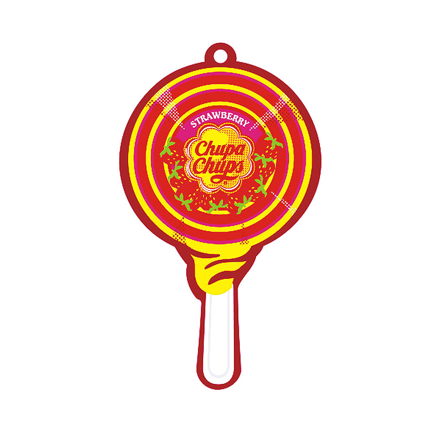 Ароматизатор Chupa chups Chp700 ароматизатор воздуха chupa chups апельсин на дефлектор жидкостный 5 мл