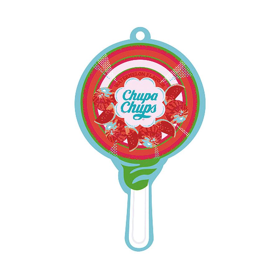 Ароматизатор Chupa chups Chp701 ароматизатор воздуха chupa chups апельсин на дефлектор жидкостный 5 мл