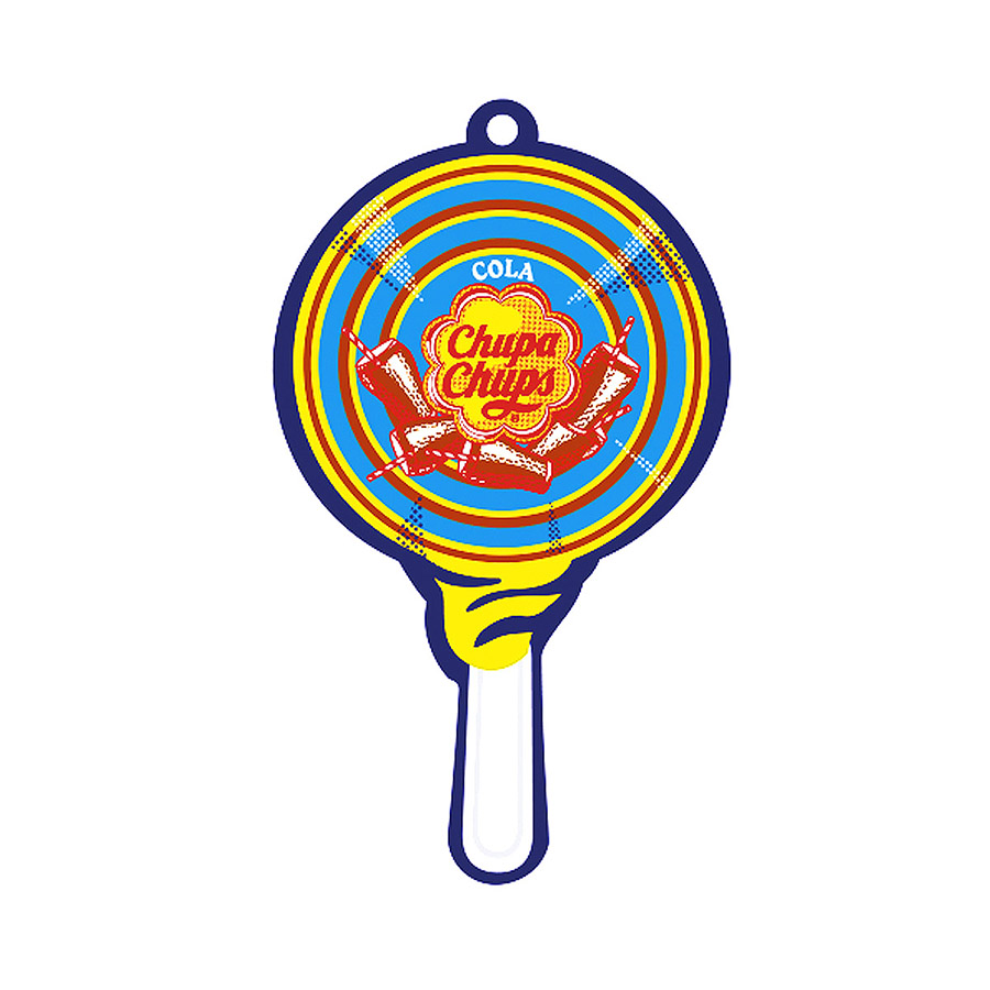 Ароматизатор Chupa chups Chp703 ароматизатор воздуха chupa chups апельсин на дефлектор жидкостный 5 мл