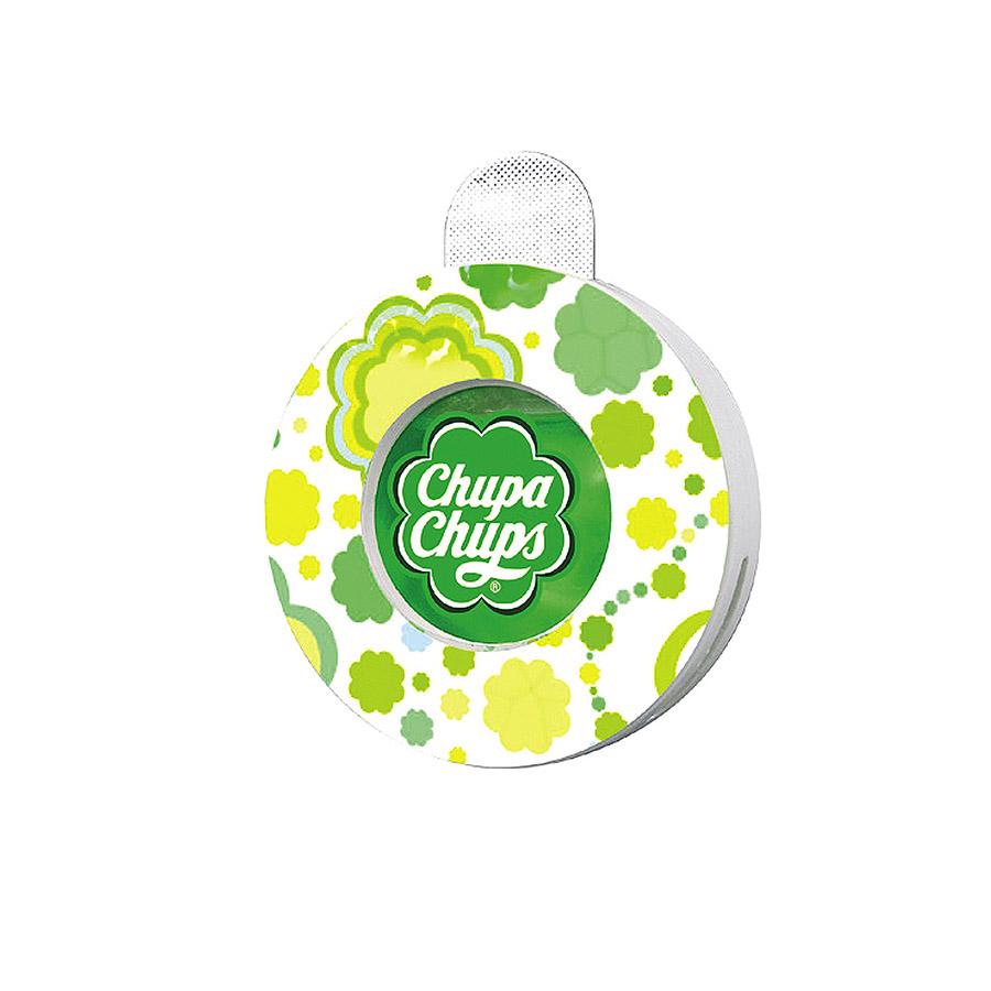 Ароматизатор Chupa chups Chp802 ароматизатор воздуха chupa chups апельсин на дефлектор жидкостный 5 мл