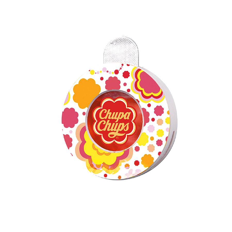 Ароматизатор Chupa chups Chp803 ароматизатор воздуха chupa chups яблоко на дефлектор жидкостный 5 мл