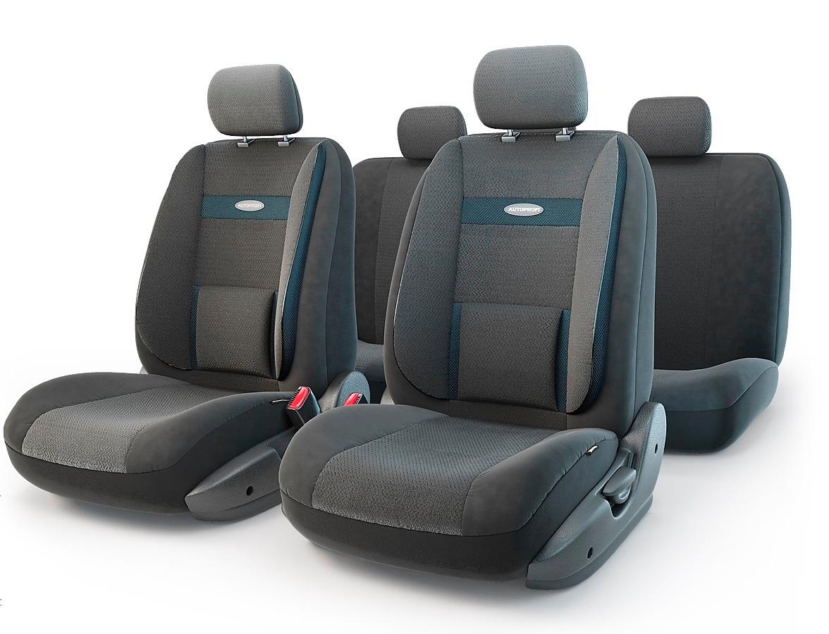 Чехол на сиденье Autoprofi Com-1105 attache (М) чехол на сиденье autoprofi gob 1105 bl romb m