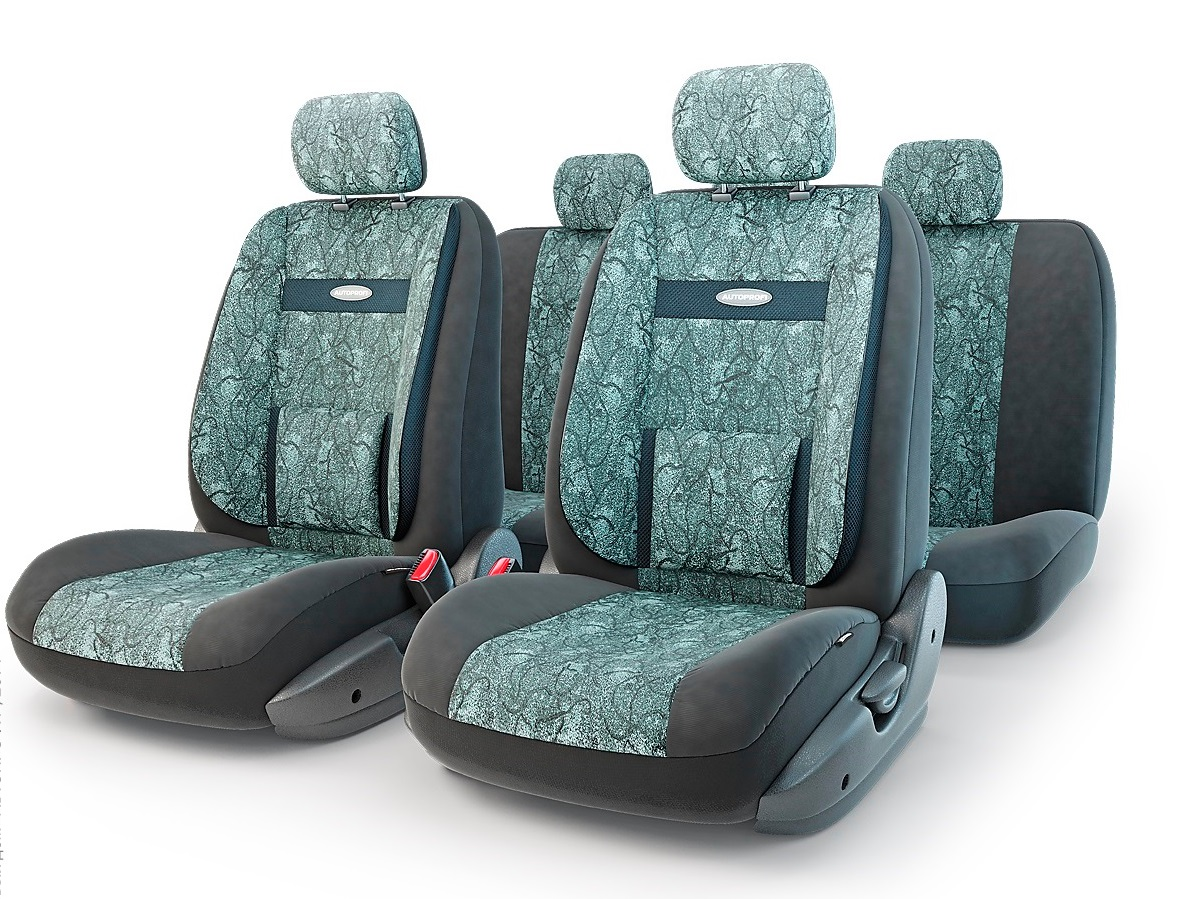 Чехол на сиденье Autoprofi Com-1105 cyclone (М) чехол на сиденье autoprofi gob 1105 bl romb m