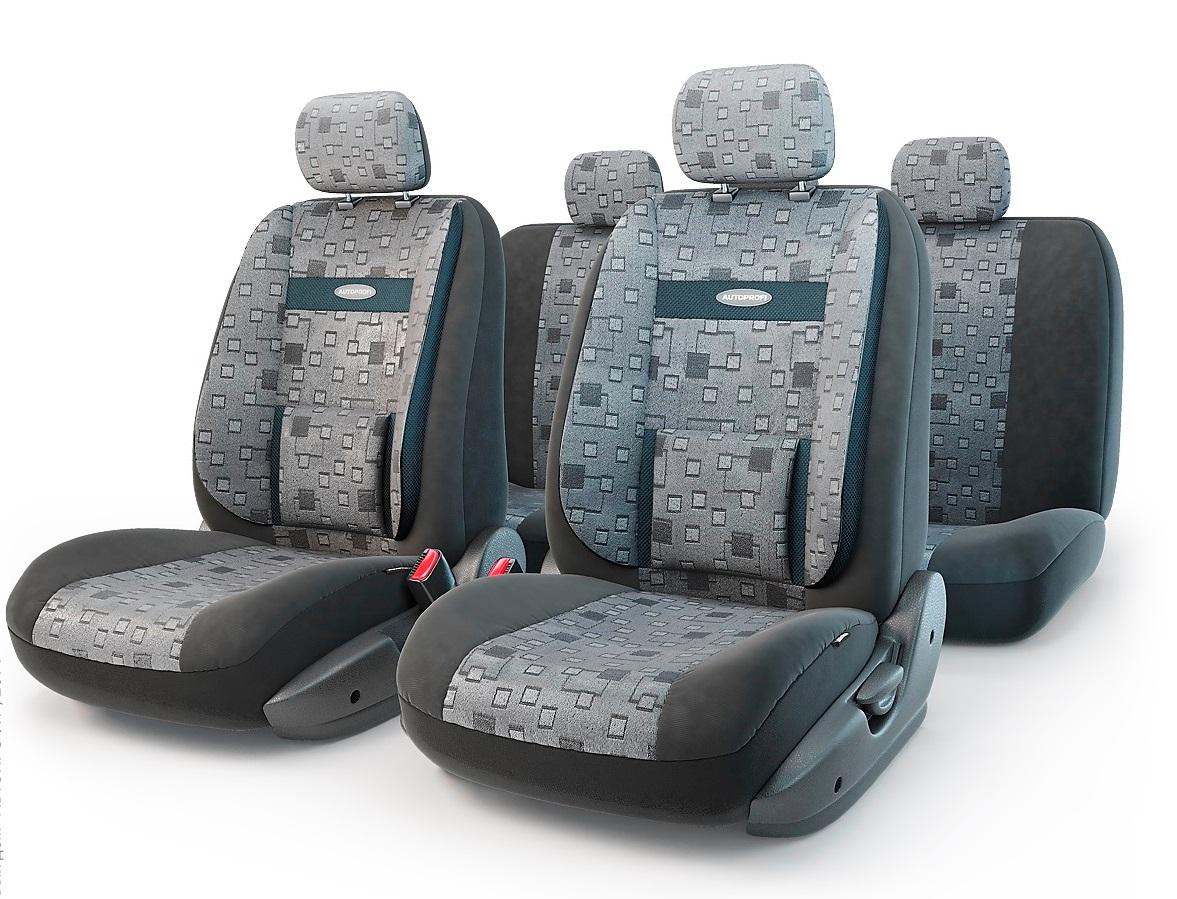 Чехол на сиденье Autoprofi Com-1105 element (М) чехол на сиденье autoprofi urb 1105 gy m