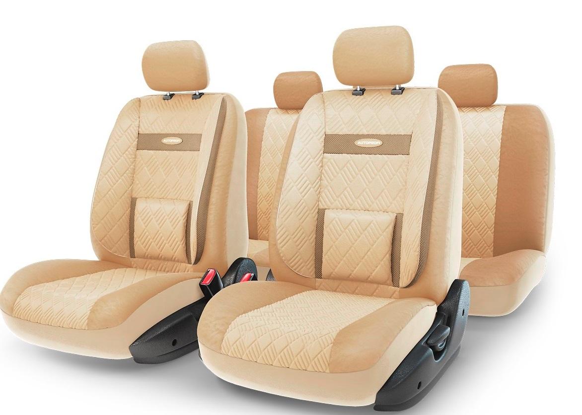 Чехол на сиденье Autoprofi Com-1105gp l.be/l.be (М) чехол на сиденье autoprofi mtx 1105 bk d gy m