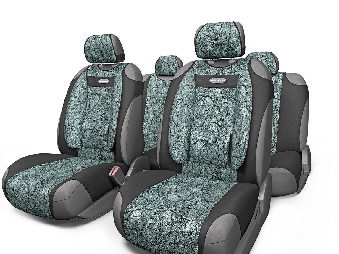 Чехол на сиденье Autoprofi Com-905t cyclone чехол на сиденье autoprofi gob 1105 gy line m