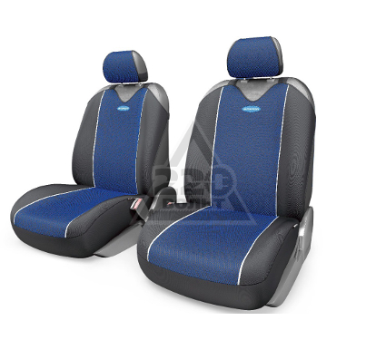 Чехол на сиденье AUTOPROFI CRB-402Pf BK/BL