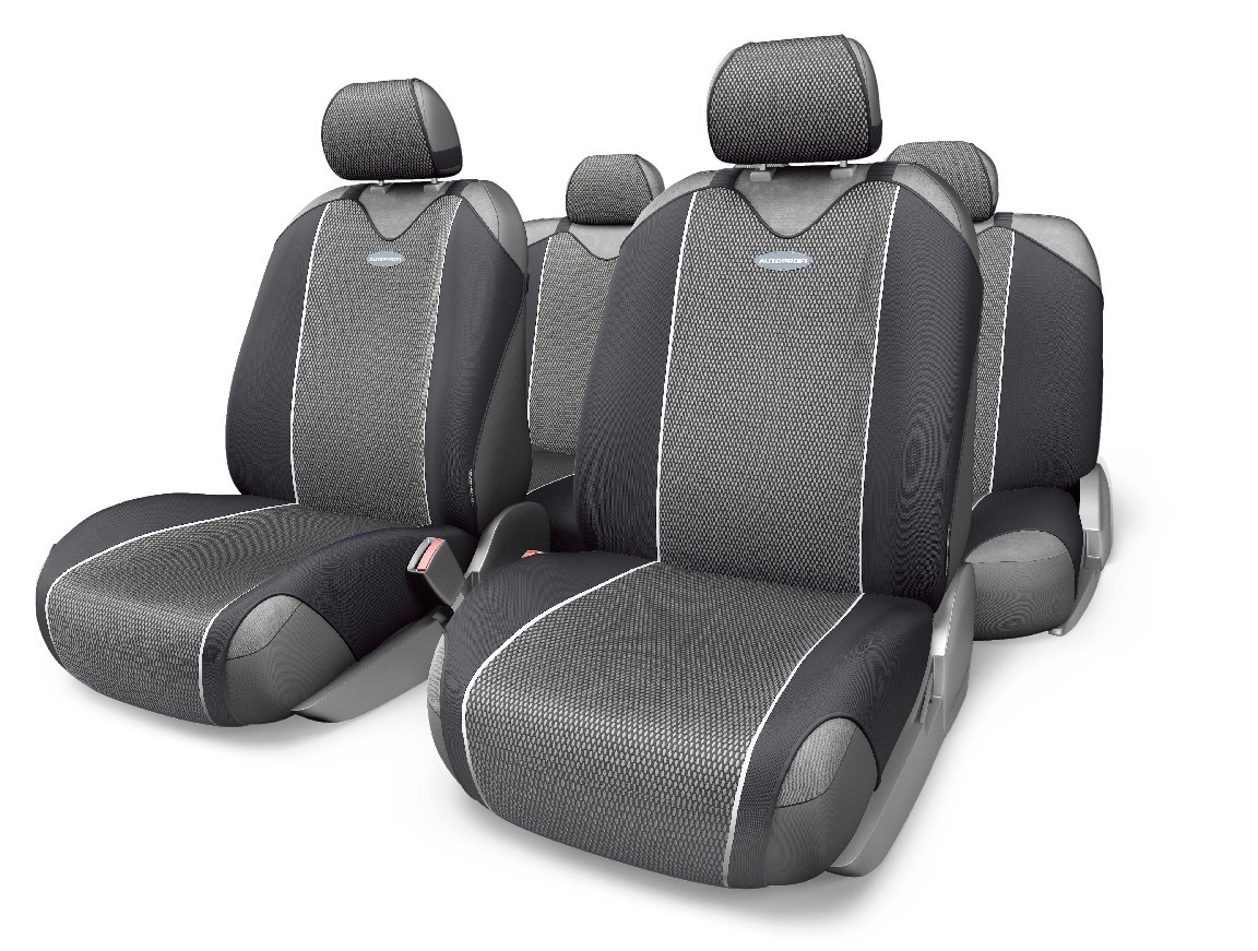 Чехол на сиденье Autoprofi Crb-802 gy