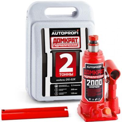 Домкрат Autoprofi Dg-02k домкрат белак бак 00037 32т