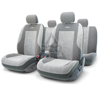 Чехол на сиденье AUTOPROFI EVO-1105 D.GY/L.GY (М)