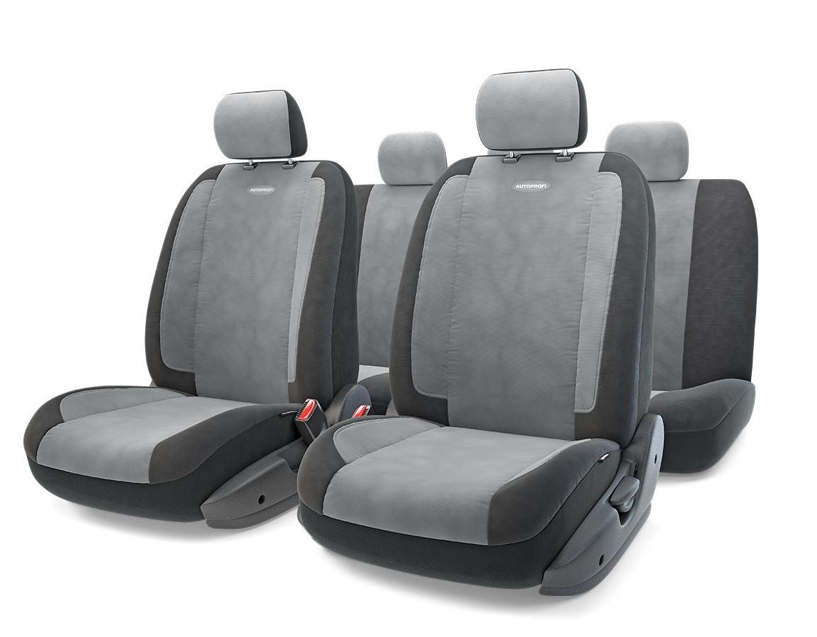 Чехол на сиденье Autoprofi Gen-1105 bk/d.gy (М) чехол на сиденье autoprofi mtx 1105 bk d gy m