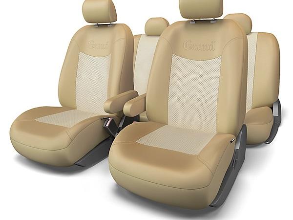 Чехол на сиденье Autoprofi Gnd-1305g d.be/l.be (М) autoprofi
