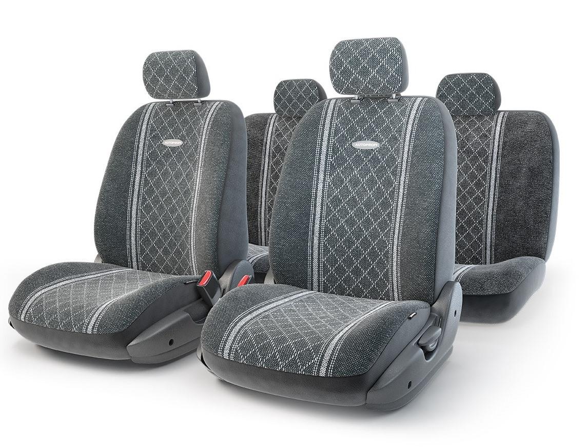 Чехол на сиденье Autoprofi Gob-1105 gy/romb (m) чехол на сиденье autoprofi urb 1105 gy m