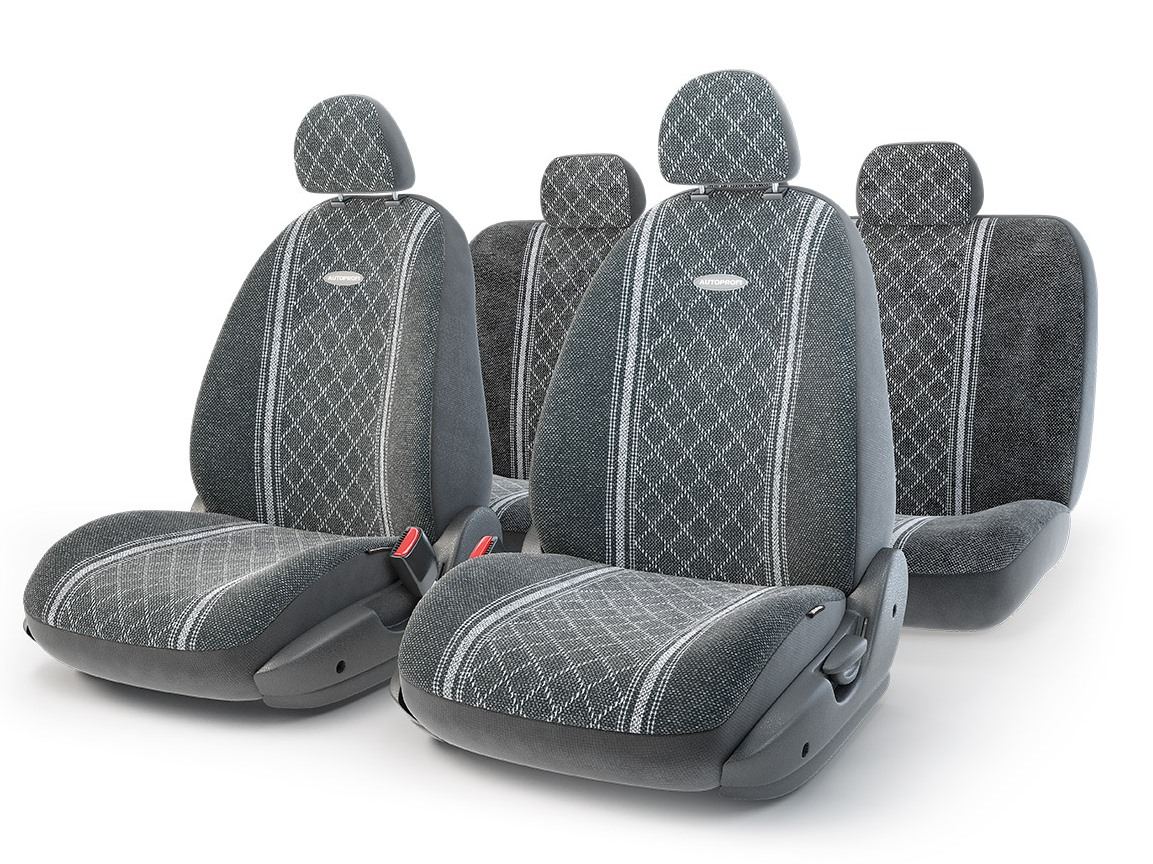 Чехол на сиденье Autoprofi Gob-1105 gy/romb (s) чехол на сиденье autoprofi gob 1105 gy romb m