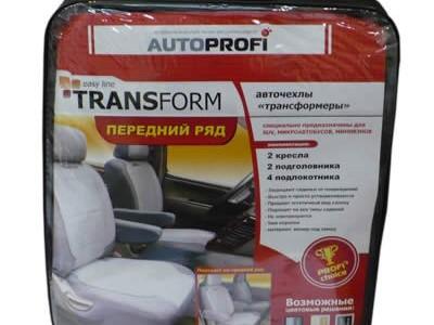 Чехол на сиденье Autoprofi Mpv-001 d.gy/l.gy