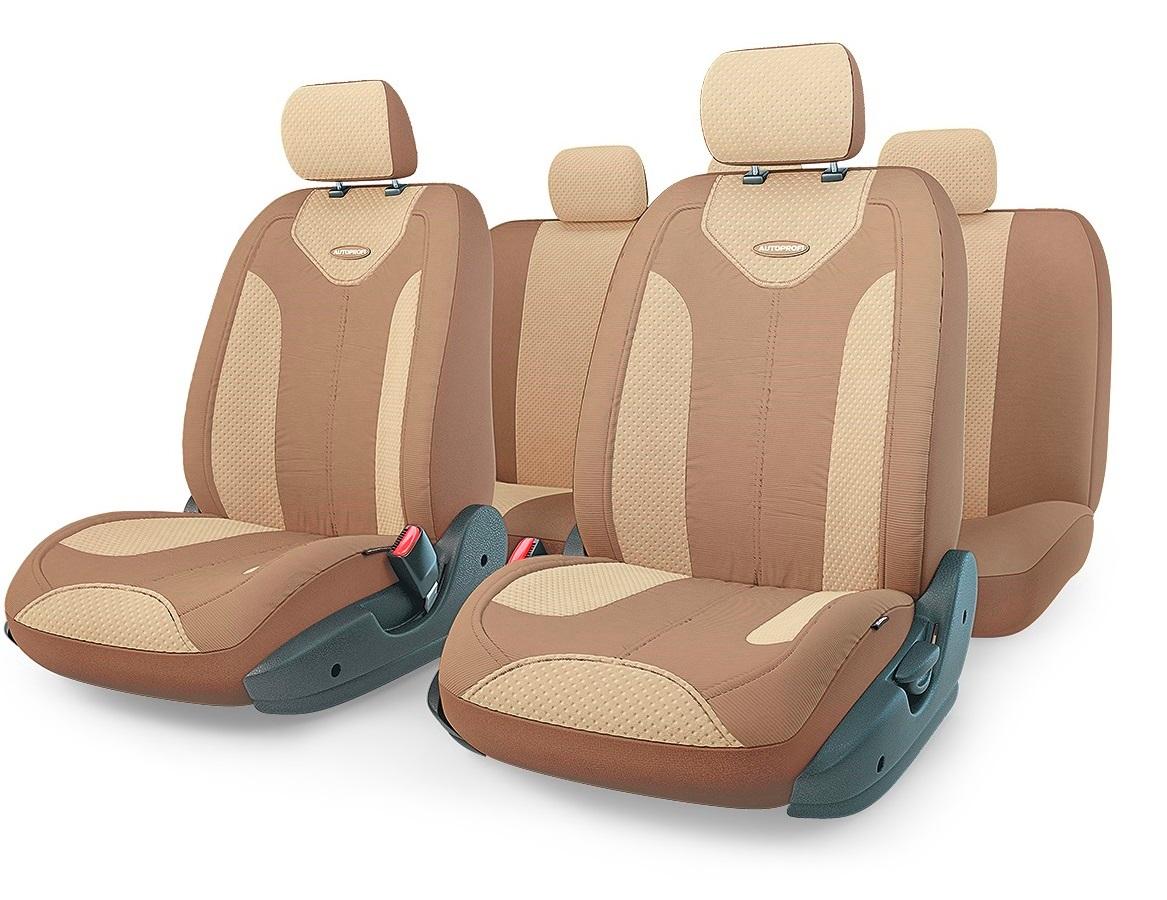 Чехол на сиденье Autoprofi Mtx-1105 d.be/l.be (m) чехол на сиденье autoprofi gob 1105 bl romb m