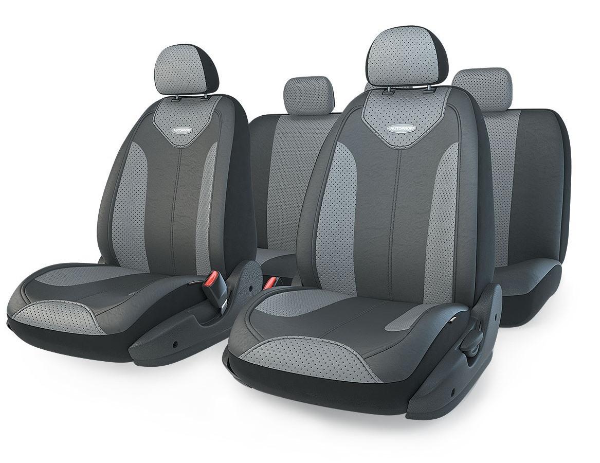 Чехол на сиденье Autoprofi Mtx-1105g bk/d.gy (s) чехол на сиденье autoprofi mtx 1105 bk d gy m