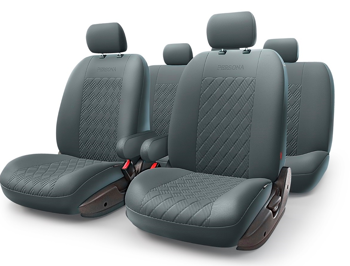 Чехол на сиденье Autoprofi Per-1305gf bk