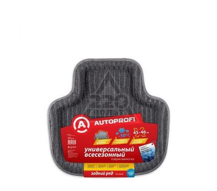 Коврики автомобильные AUTOPROFI PET-160r BK