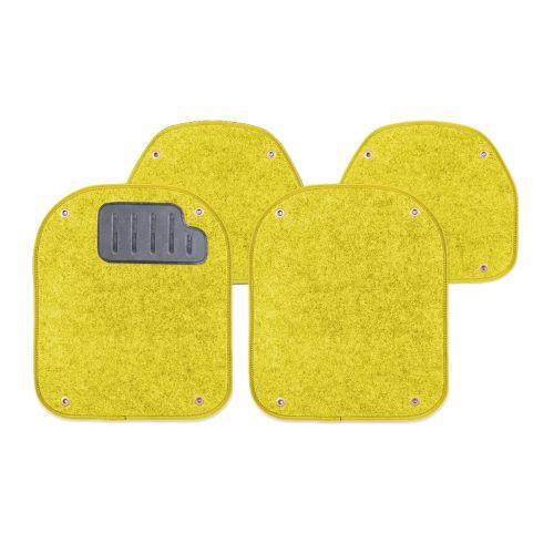 Коврики автомобильные Autoprofi Ter-002 gy коврики автомобильные автопрофи autoprofi transform термопласт цвет бежевый 2 шт