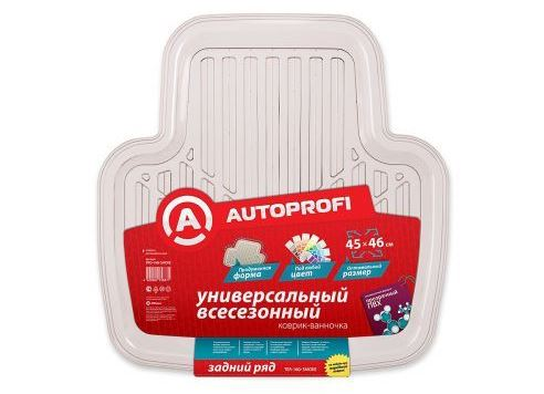 Коврики автомобильные Autoprofi Ter-160r be