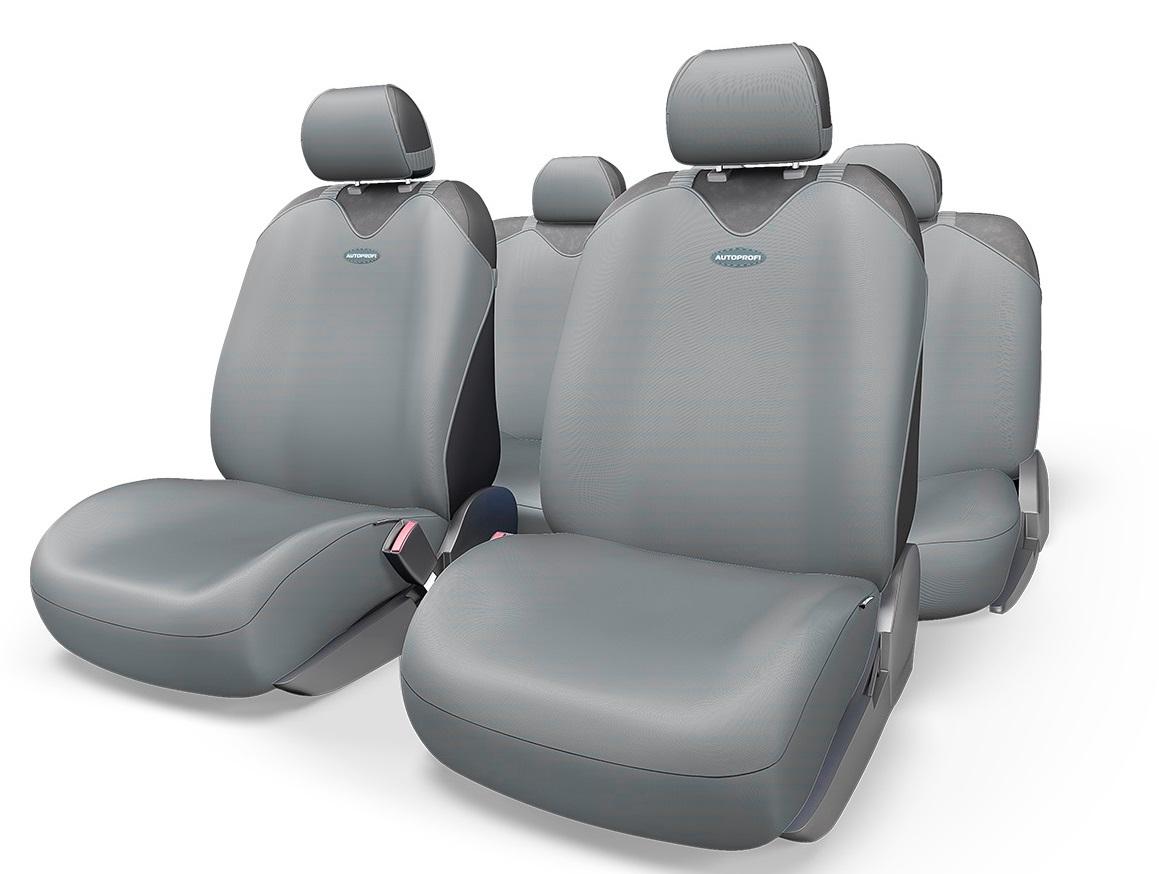 Чехол на сиденье Autoprofi R-902p d.gy чехол на сиденье autoprofi gob 1105 gy line m