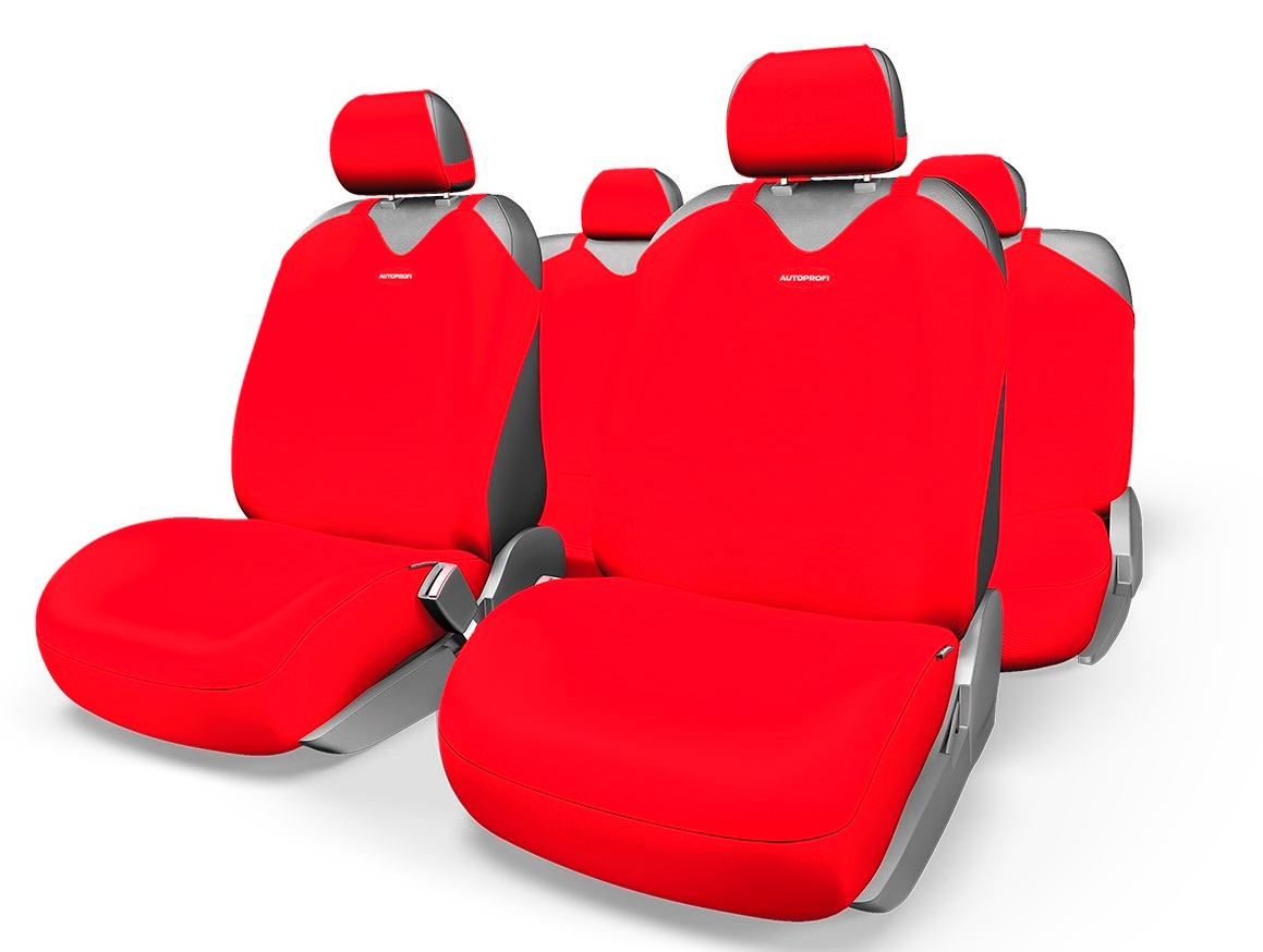 Чехол на сиденье Autoprofi R-902p rd чехол на сиденье autoprofi gob 1105 gy line m
