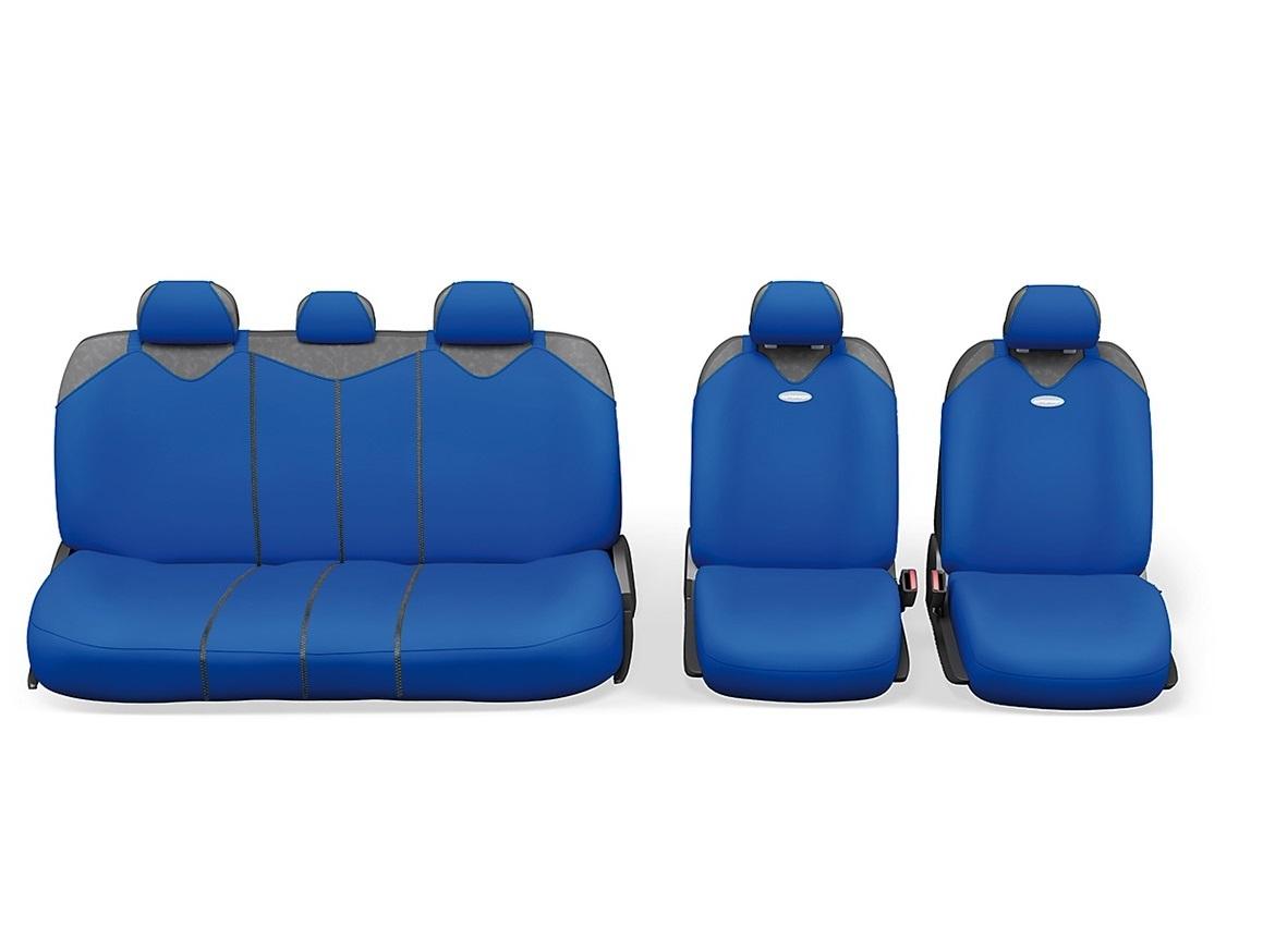 Чехол на сиденье Autoprofi R-902pz bl