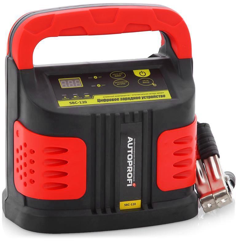 Зарядное устройство Autoprofi Sbc-120 устройство зарядное трофи tr 120