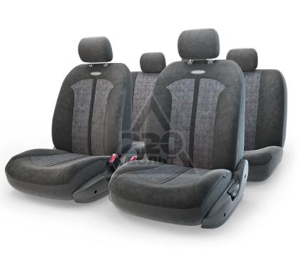 Чехол на сиденье AUTOPROFI SEL-1105 BK/BK (M)