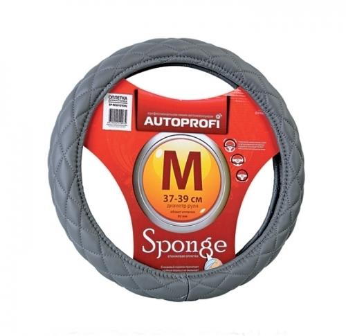 Оплетка Autoprofi Sp-9010 gy (m) автохимия autoprofi шампунь 150805