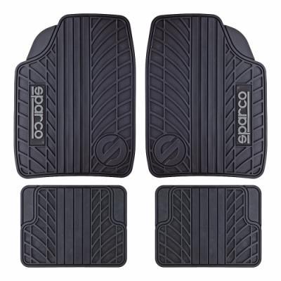 Коврики автомобильные Sparco Ter-105 be коврики автомобильные автопрофи autoprofi transform термопласт цвет бежевый 2 шт