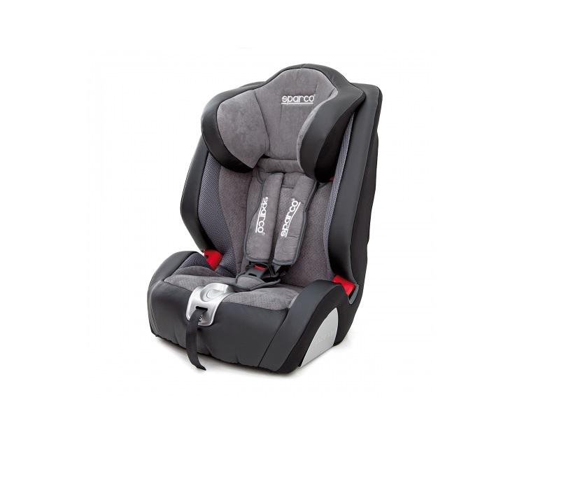 Сиденье Sparco Spc/dk-350gv bk/gy чехол на сиденье autoprofi mtx 1105 bk rd m