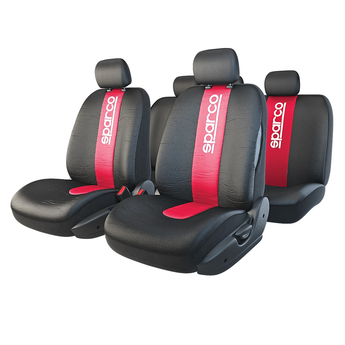Чехол на сиденье Sparco Spc/rcn-1105 bk/rd сиденье sparco spc dk 500 bk bl