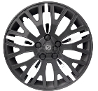 Колпаки на колёса SPARCO SPC/WC-1350L BK/CHROME (15)