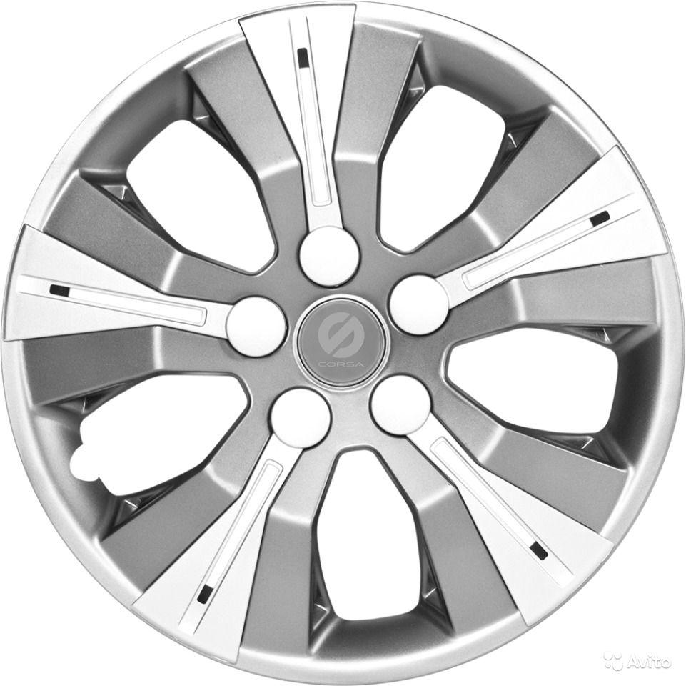 Колпаки на колёса Sparco Spc/wc-1360 gy/chrome (13)