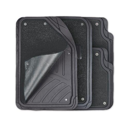 цена на Коврики автомобильные Autoprofi Momo-402 bk/gy
