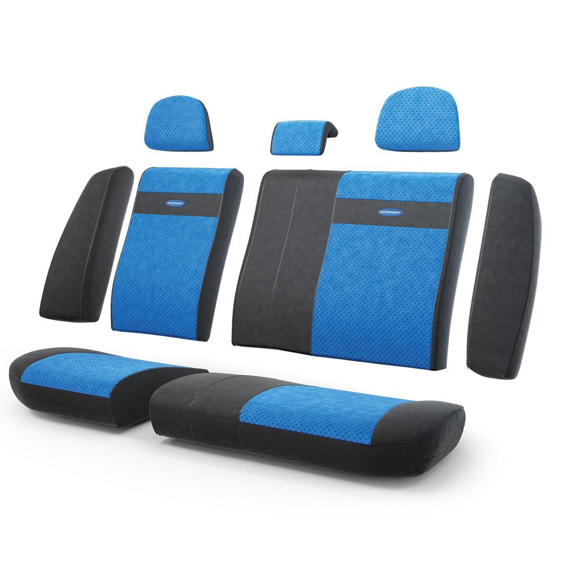 Чехол на сиденье Autoprofi Trs-002 bk/bl