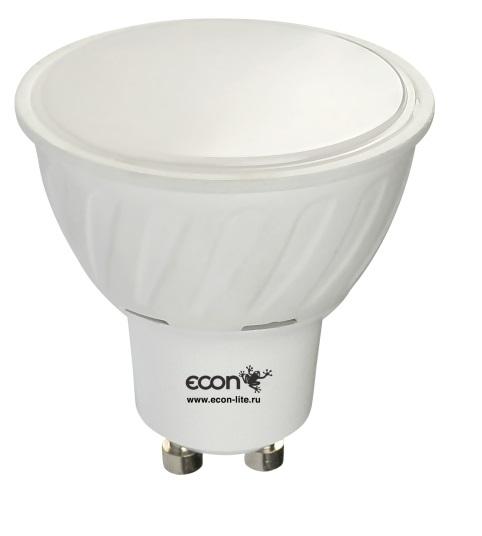 Купить Лампа энергосберегающая Econ Mr 7 Вт gu10 3000k