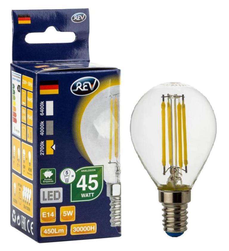 Лампа светодиодная Rev ritter 32357 0
