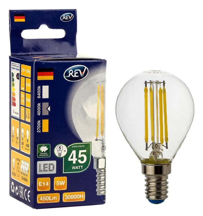 Лампа светодиодная Rev ritter 32358 7