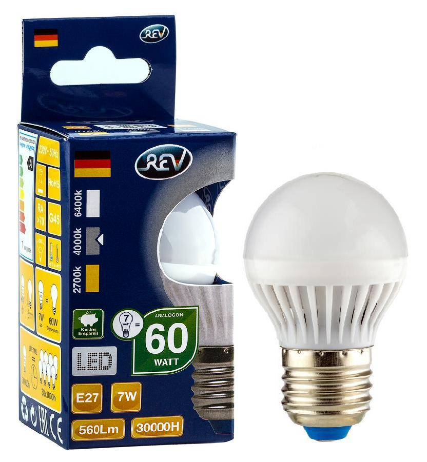 Лампа светодиодная Rev ritter 32343 3 3 rev 30 women